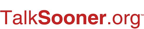 TalkSooner Logo